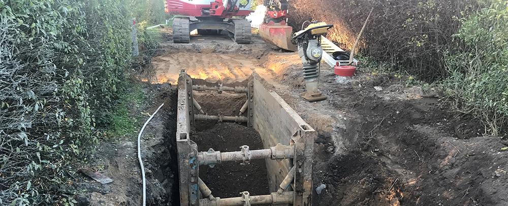Det største kloakprojekt i SK Forsynings historie er slut